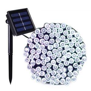 Other - Solar Fairy String Lights 200 LED White 72 Feet